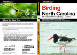 Birding North Carolina book cover